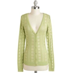 Sprout of Town Cardigan